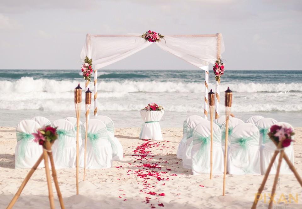 iberostar paraiso maya weddings