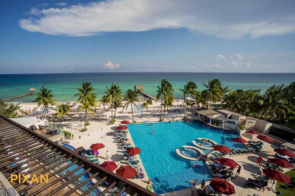 Azul Beach Hotel Riviera Maya Wedding