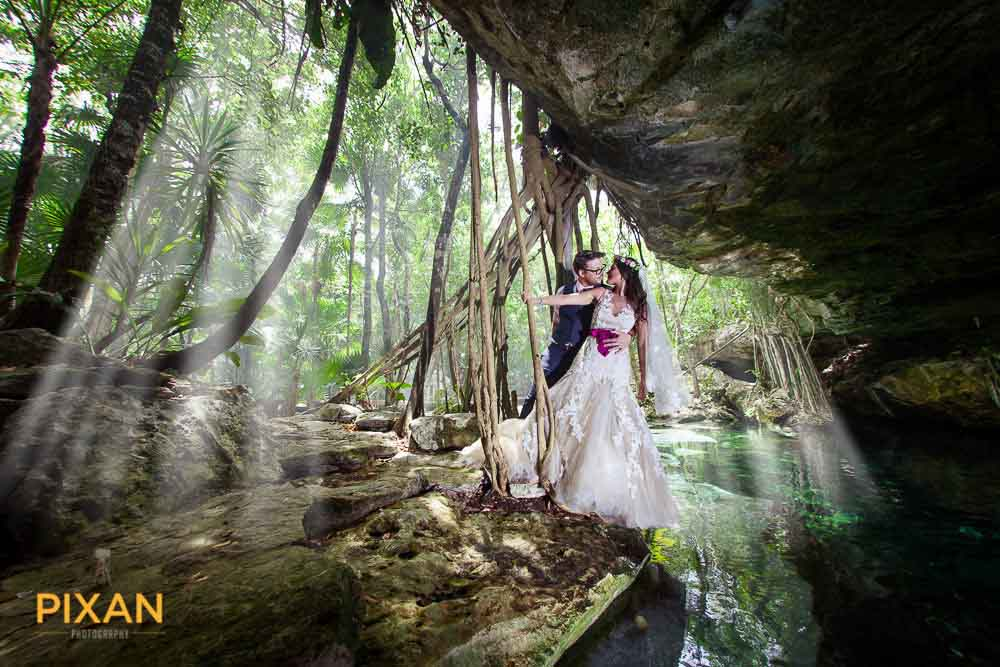 A Mayan Wedding Ceremony in Mexico destinations