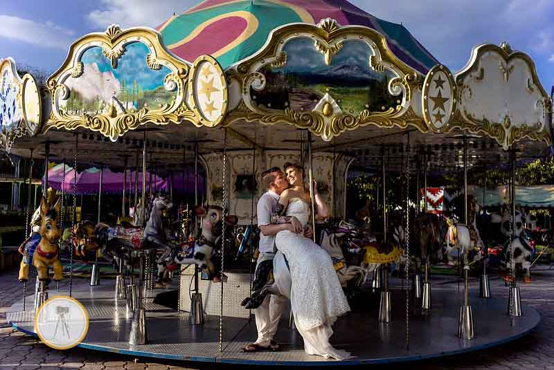Carnival Destination Wedding Mexico