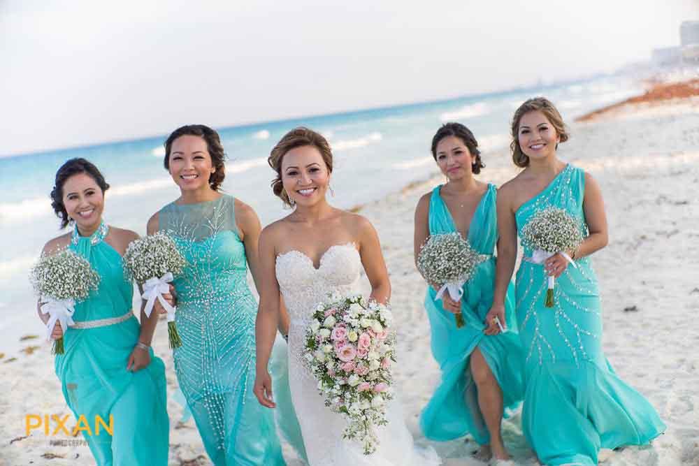 Summer bridal lipstick styles