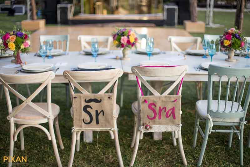 Summer wedding brunch alternatives