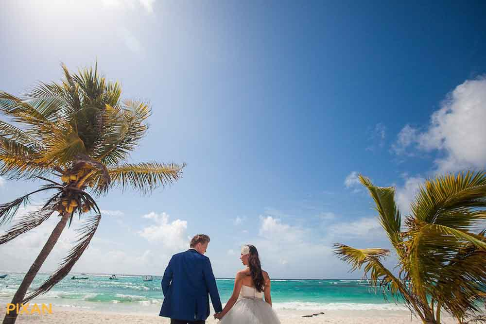 Our dream Riviera Maya Wedding