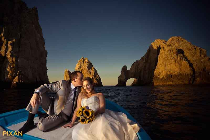 Cabo Wedding Photographer Lovers Beach
