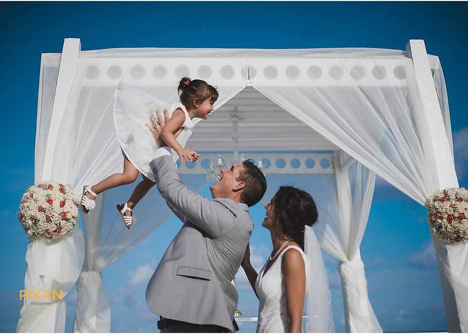 Azul Fives wedding photographer, playa del carmen wedding photographer, Azul Fives Brides,