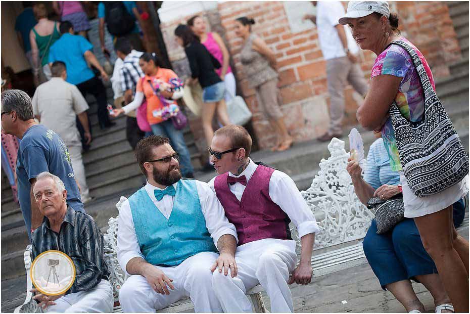 puerto vallarta gay wedding photos