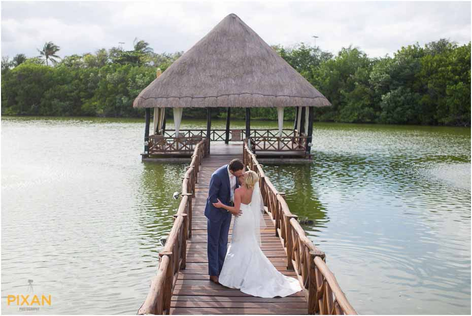 le blanc resort wedding