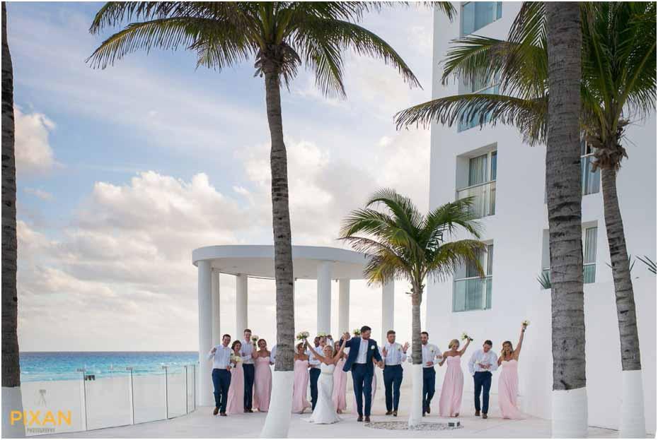 Home Le Blanc Cancun Wedding Pixan Photography 0018