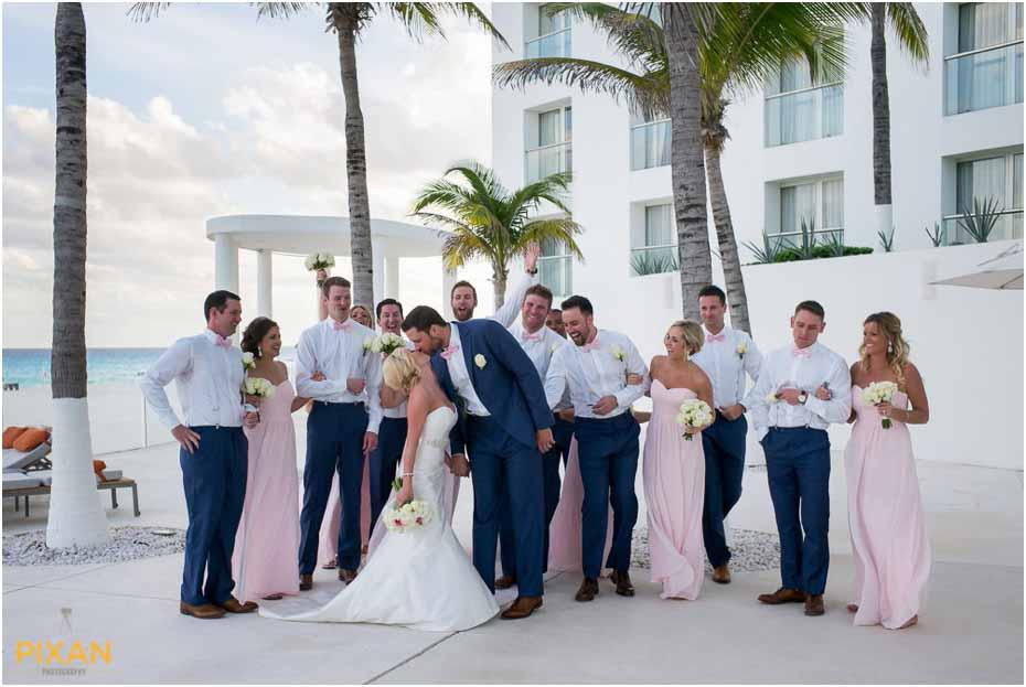 Home Le Blanc Cancun Wedding Pixan Photography 0020