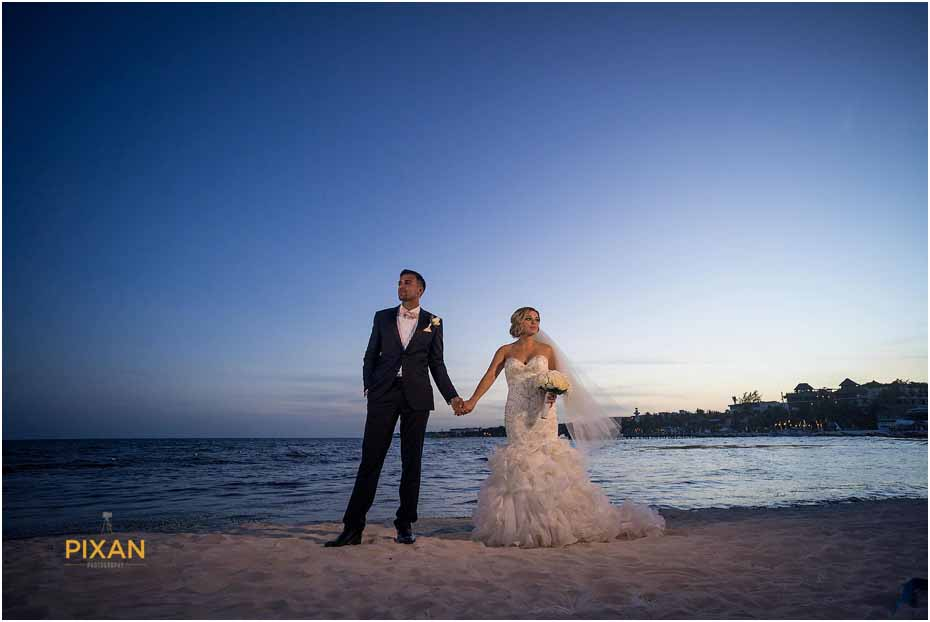 getting married at the royal playa del carmen wedding