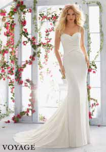 how to choose wedding gown for Mexico wedding