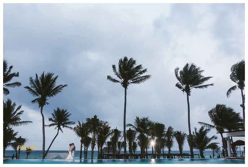 azul fives wedding photos playa del carmen