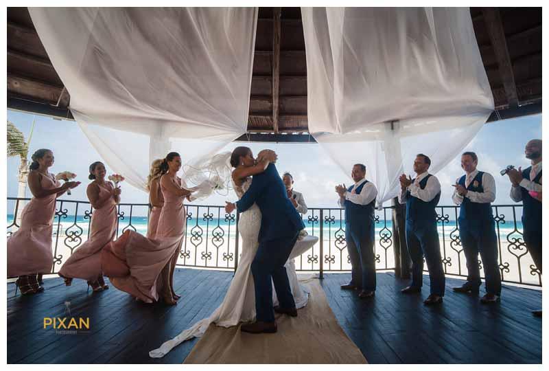 Hyatt Zilara destination wedding in Mexico