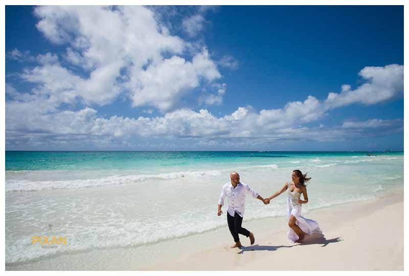 Hyatt Zilara Cancun, Wedding Photographer, Pixan Photography
