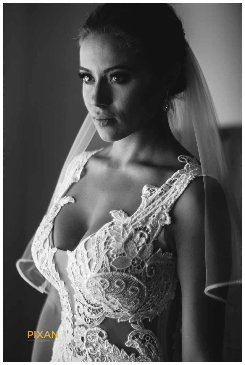 Pnina Tornai wedding dress, Kleinfelds NYC