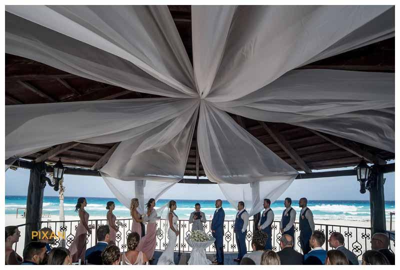 Hyatt Zilara wedding