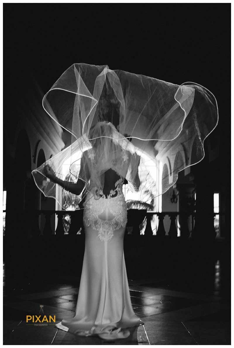 bride photography Hyatt Zilara Cancun