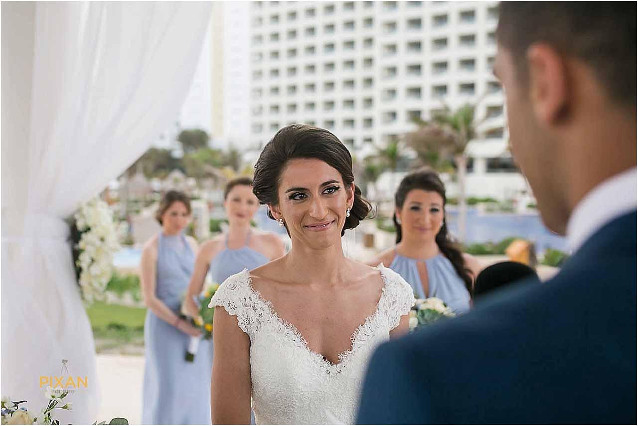 hyatt ziva cancun wedding nuptials