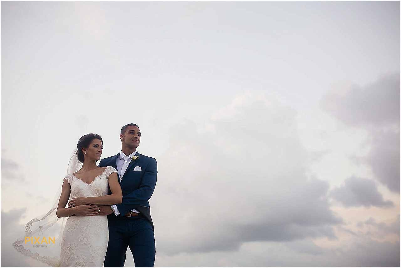 hyatt ziva cancun wedding photographs