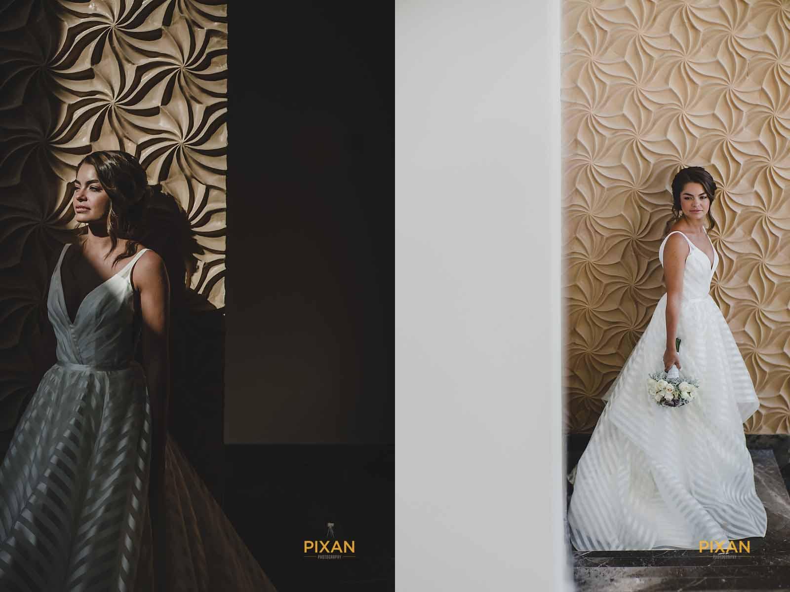 dreams playa mujeres wedding bridal suite bride