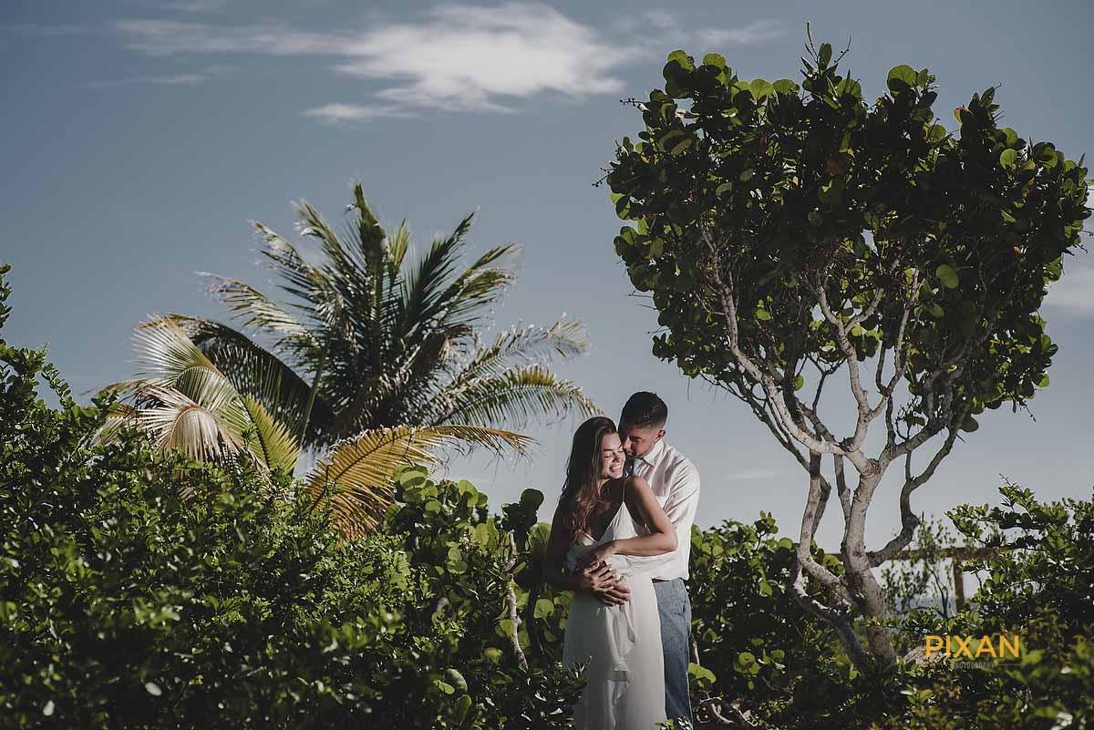 Dreams Playa Mujeres wedding Photographer