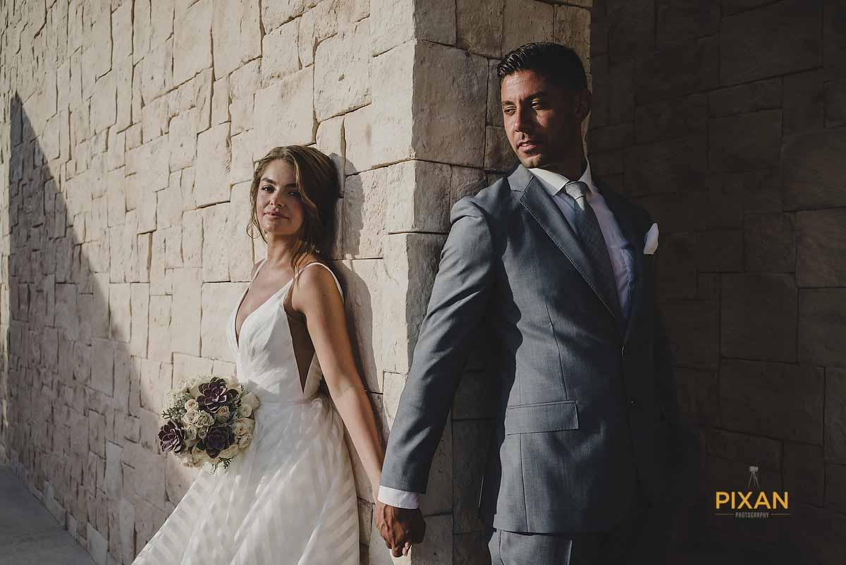 dreams playa mujeres executive suite bride shoot