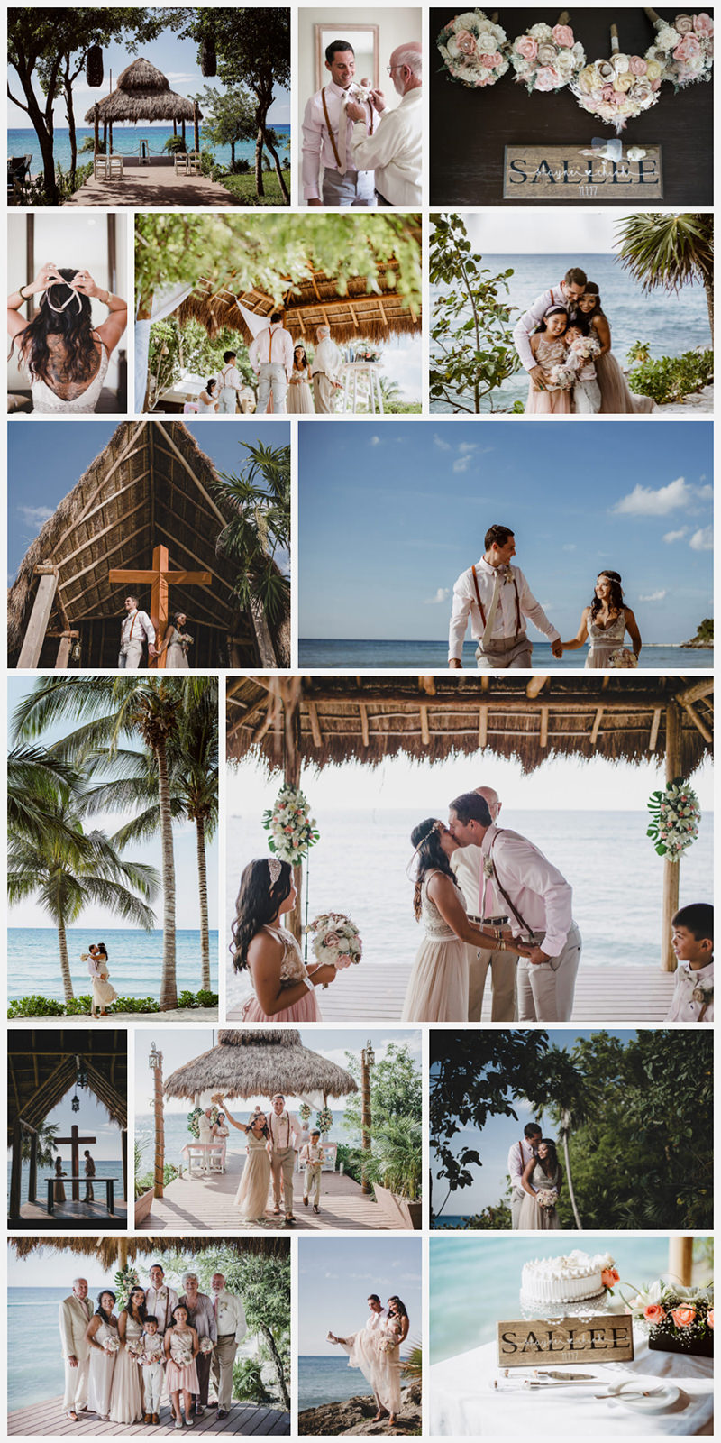 Cruise Cozumel Wedding Mexico