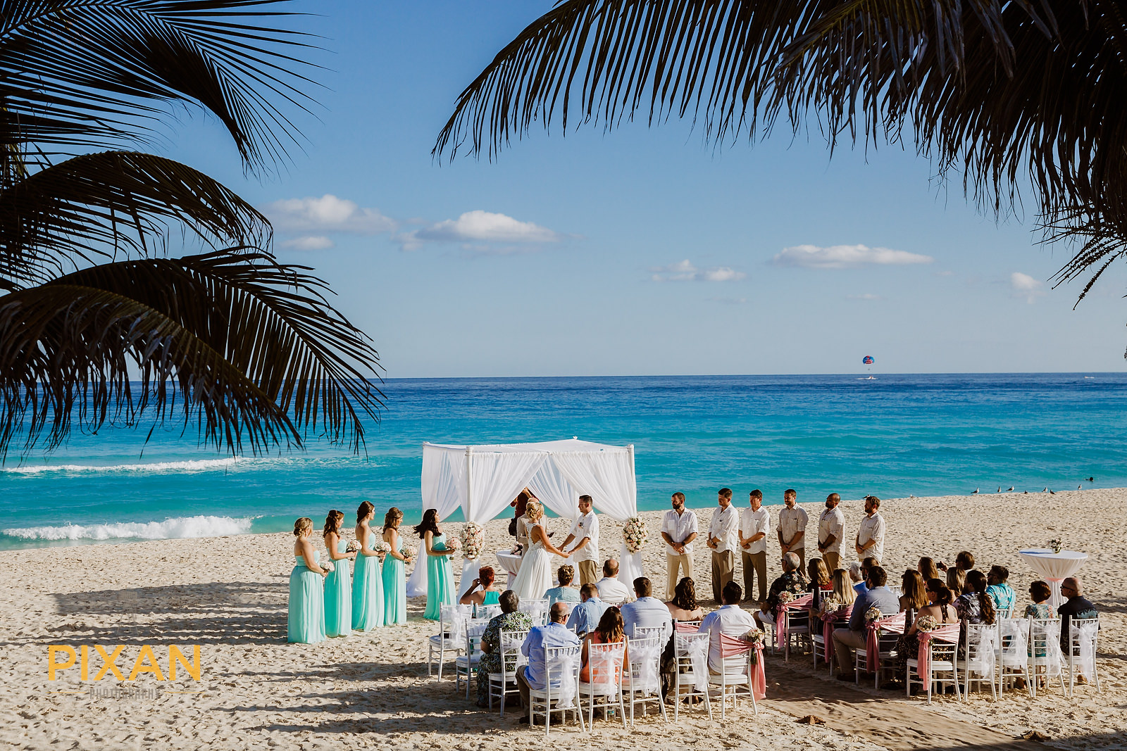 Hyatt Zilara Cancun Wedding