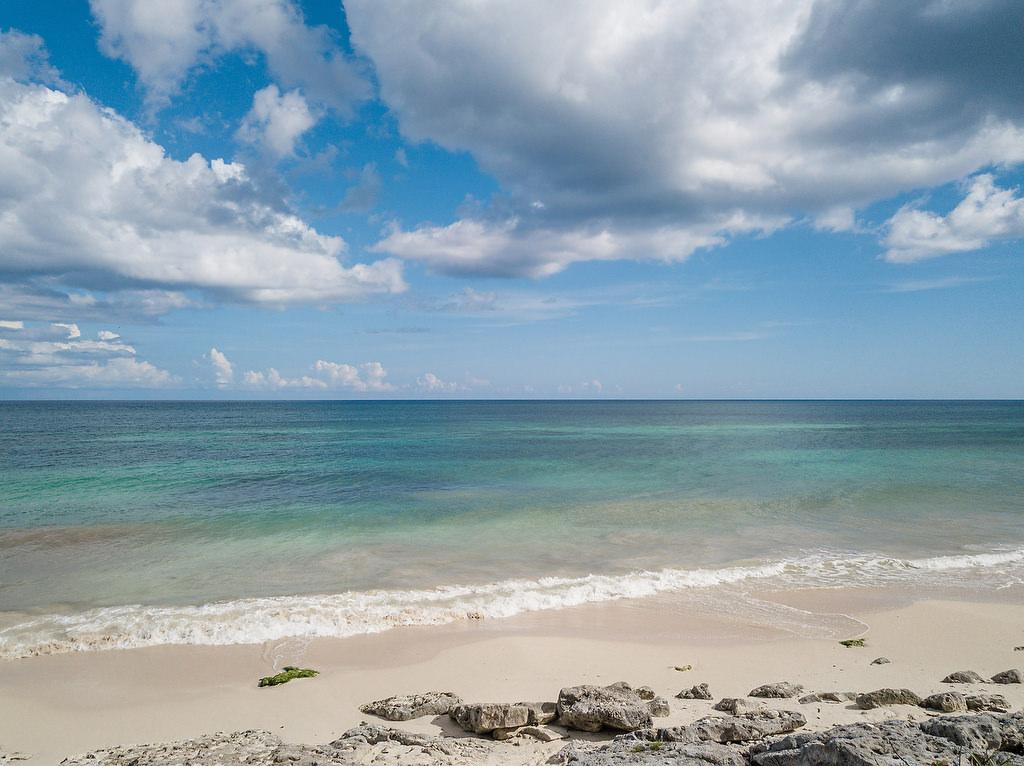 Papaya playa Tulum Beach