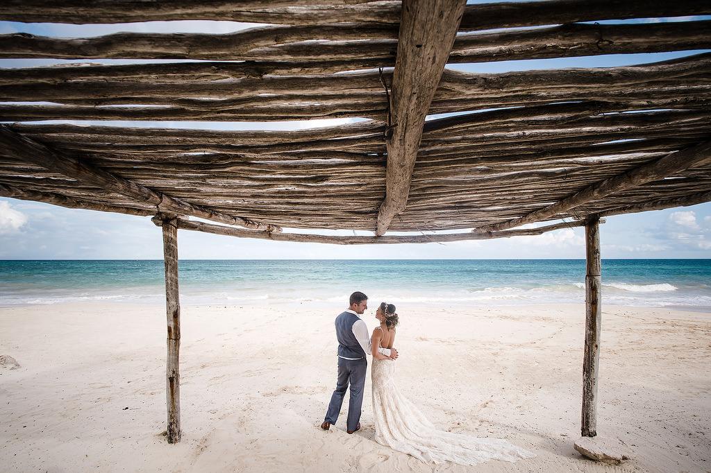 its our moment papaya playa wedding
