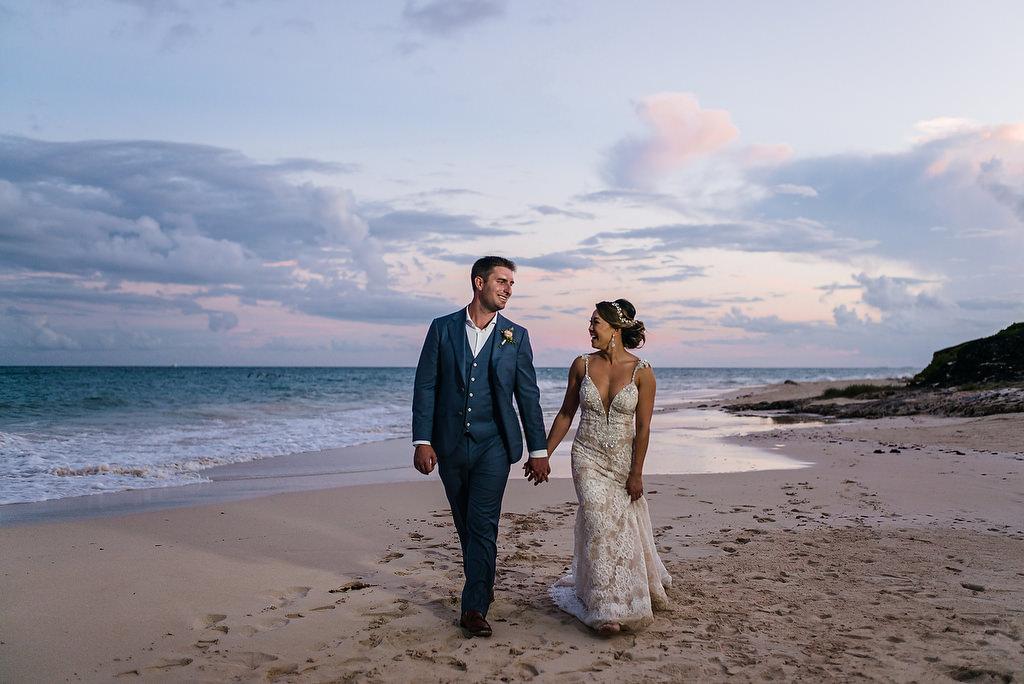 bridal and groom together forever