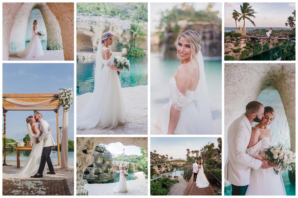 Ceremony-Dress-for-Riviera-Maya-Wedding