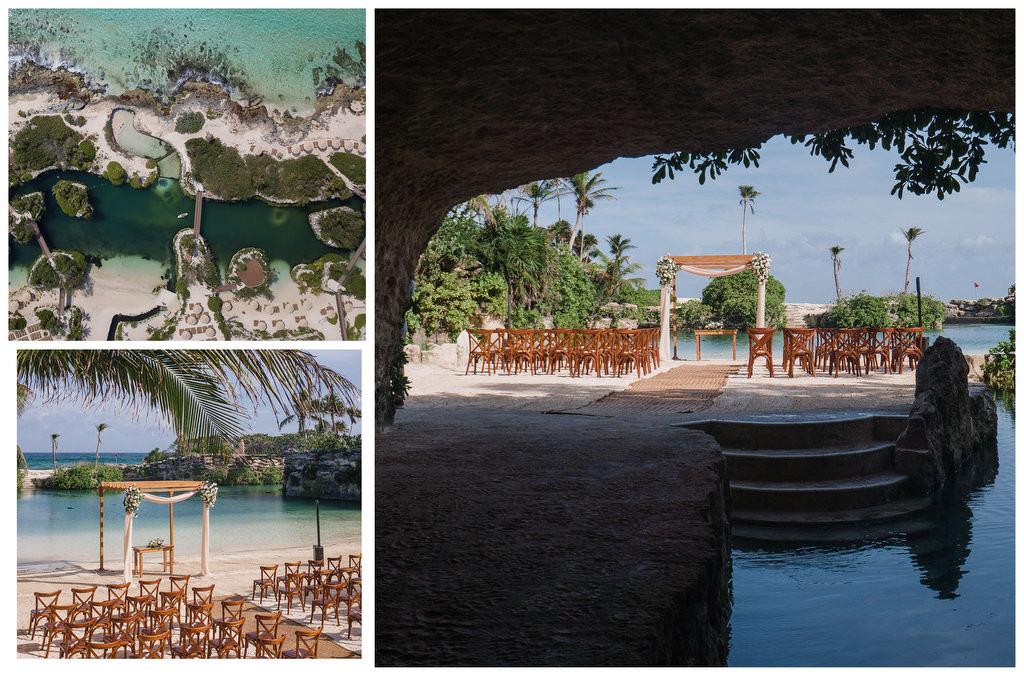 Hotel-Xcaret-Mexico-Caleta-Fuego-wedding-Venue